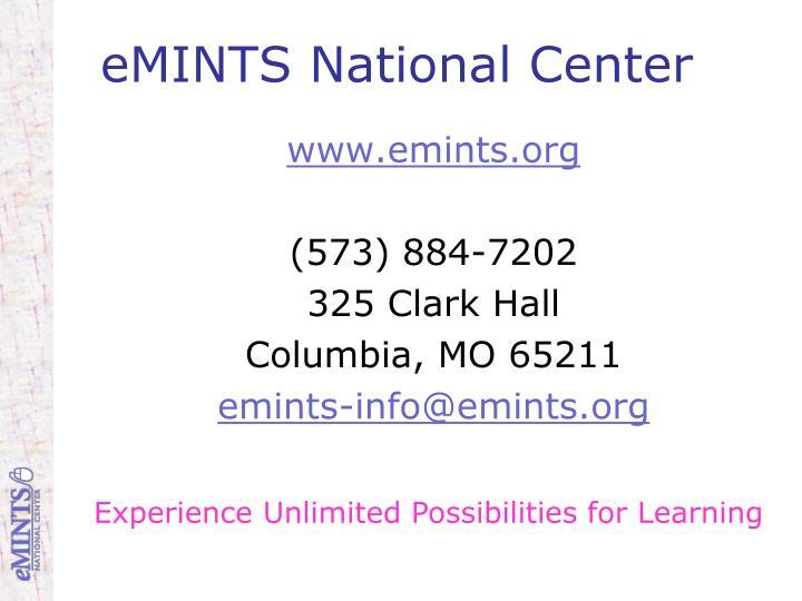 eMINTS National Center