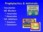 prophylactics antivirals