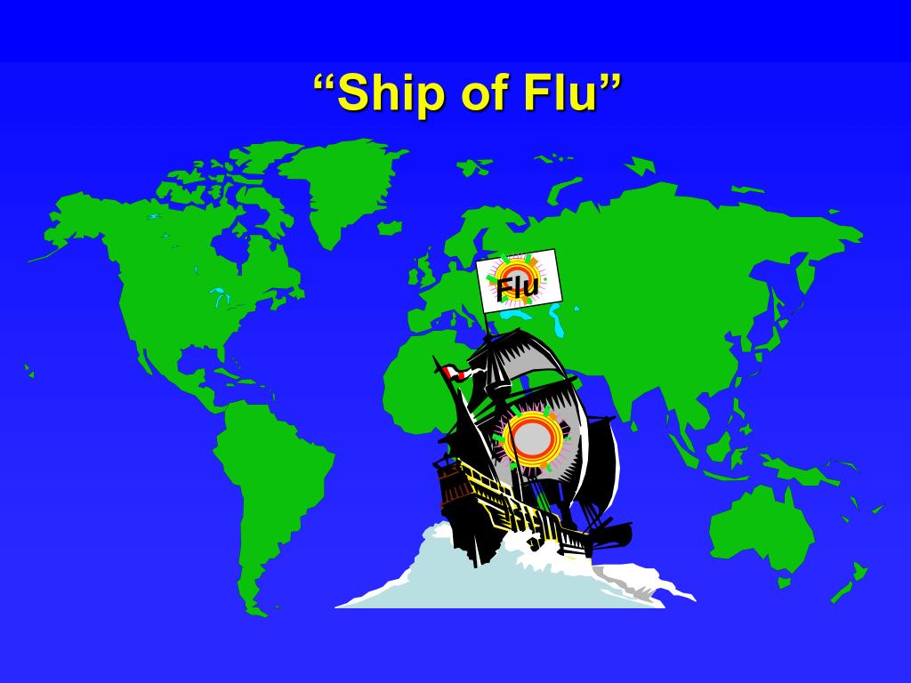 """Ship of Flu"""