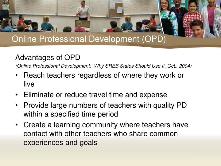 Online Professional Development (OPD)