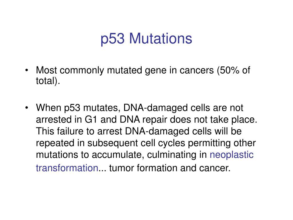 p53 Mutations