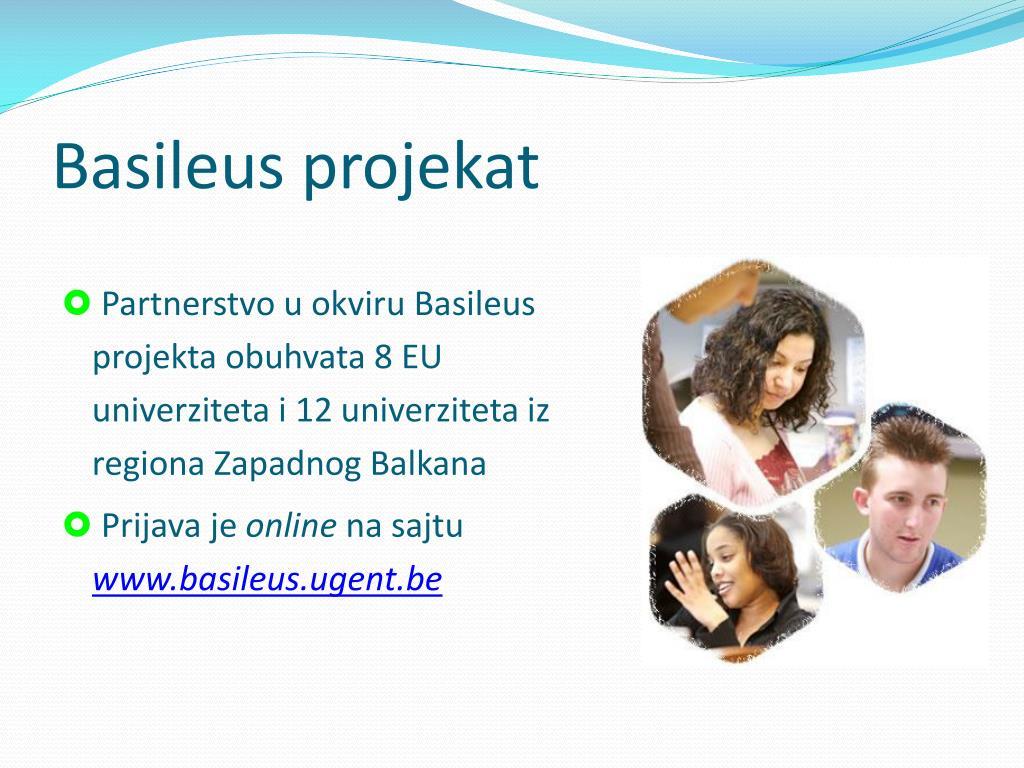 Basileus projekat