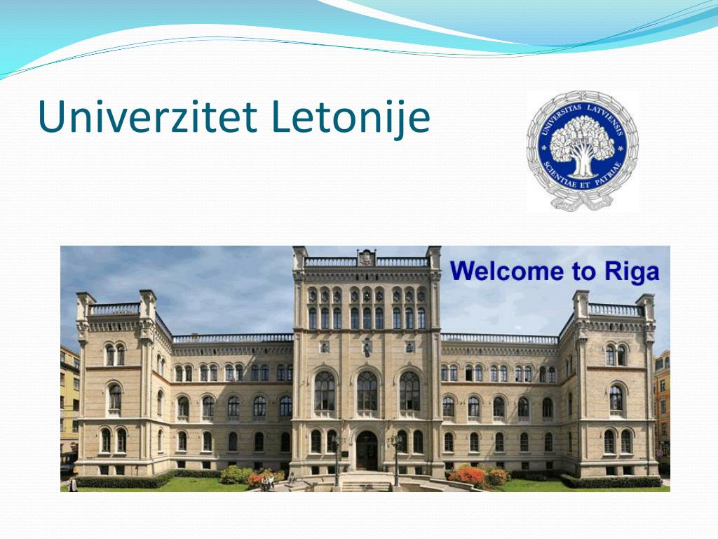 Univerzitet Letonije