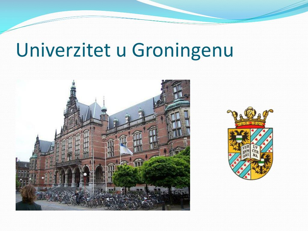 Univerzitet u Groningenu