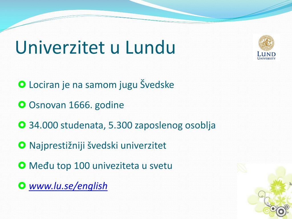 Univerzitet u Lundu