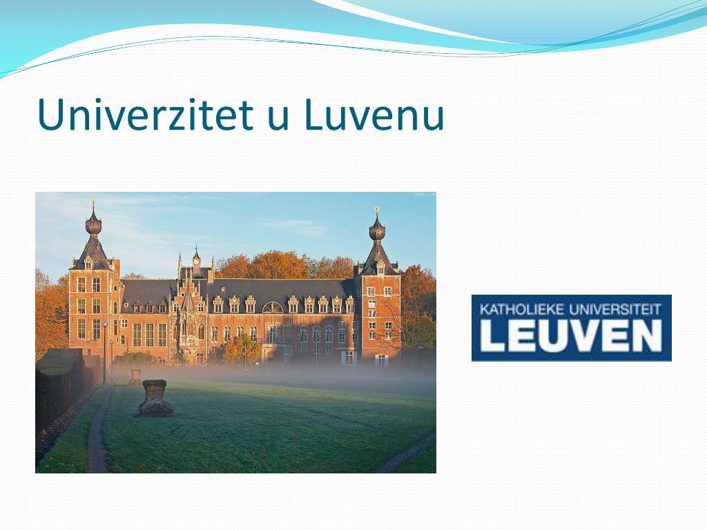 Univerzitet u Luvenu