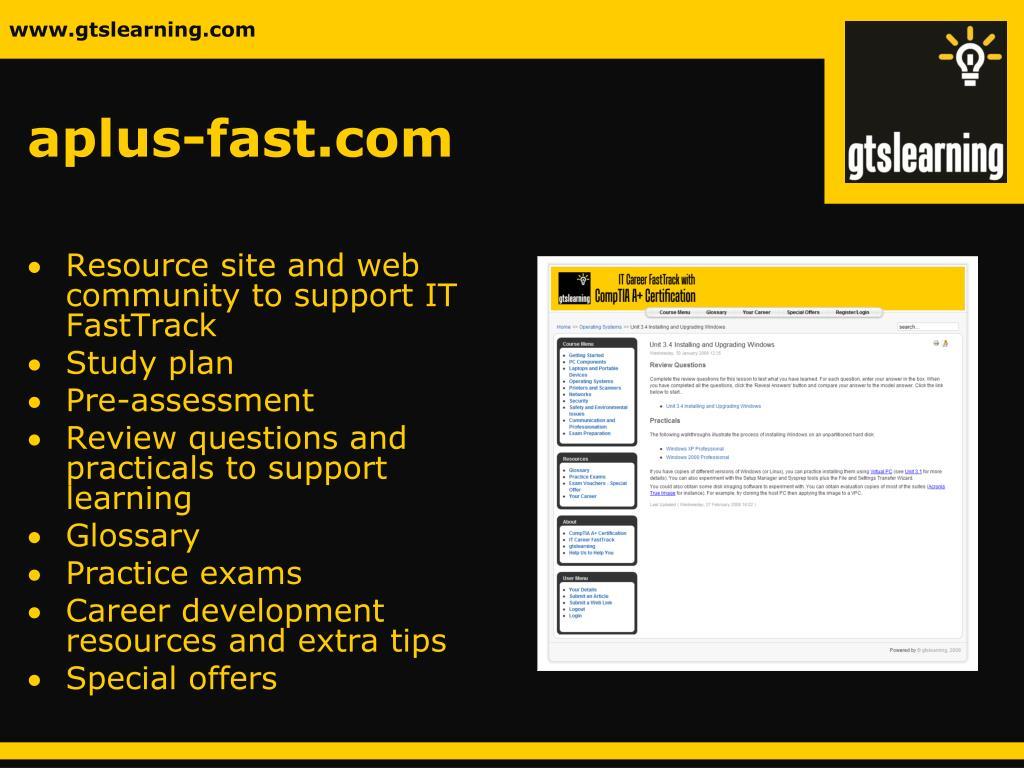 aplus-fast.com
