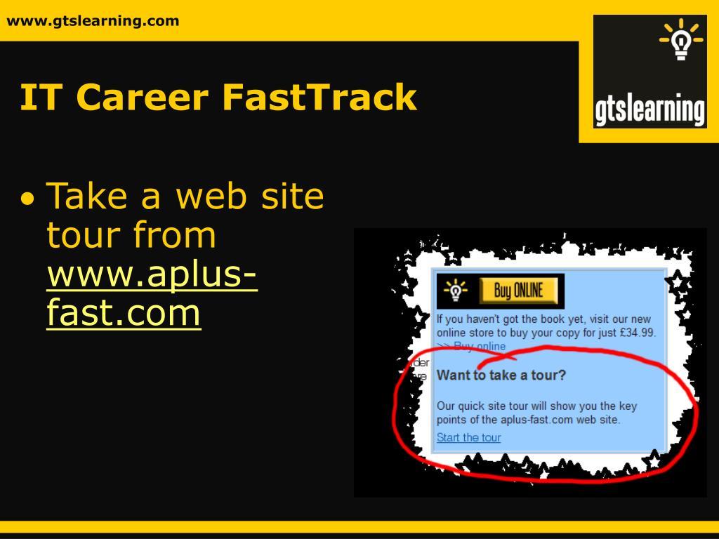 IT Career FastTrack