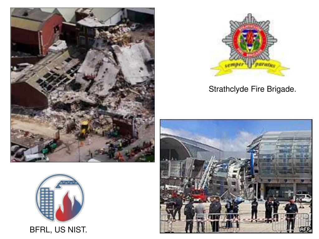 Strathclyde Fire Brigade.