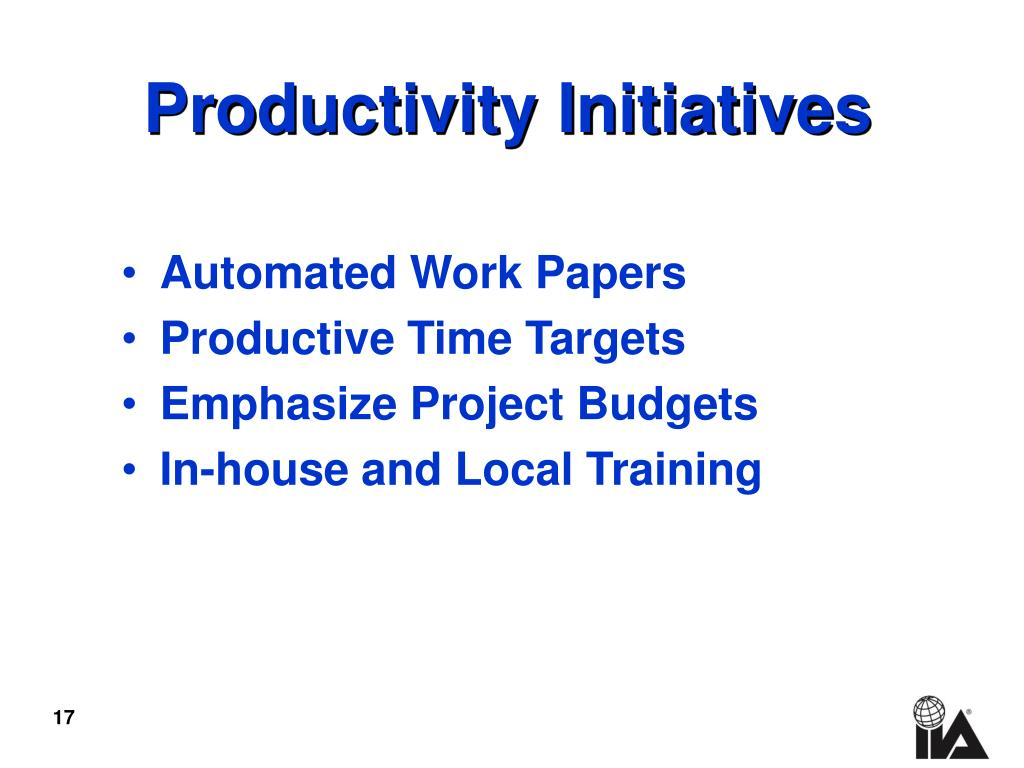 Automated Work Papers