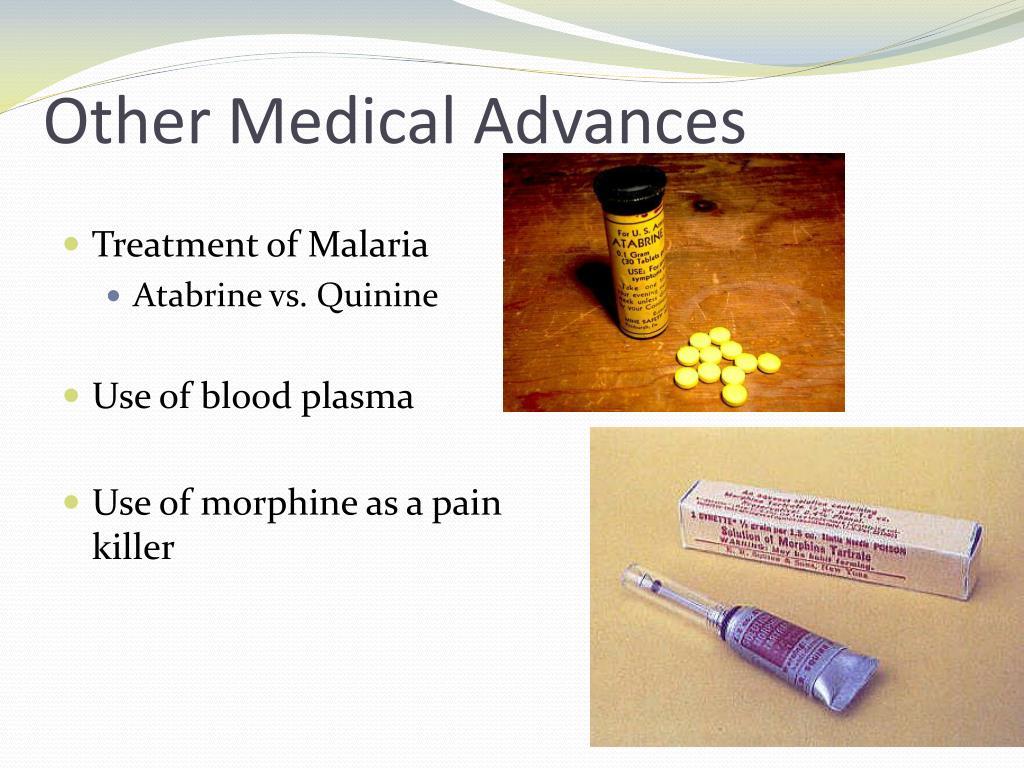 Other Medical Advances