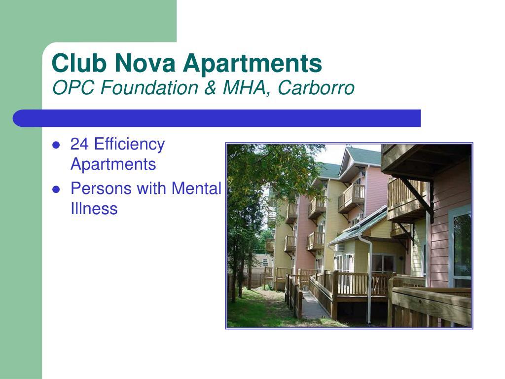 Club Nova Apartments