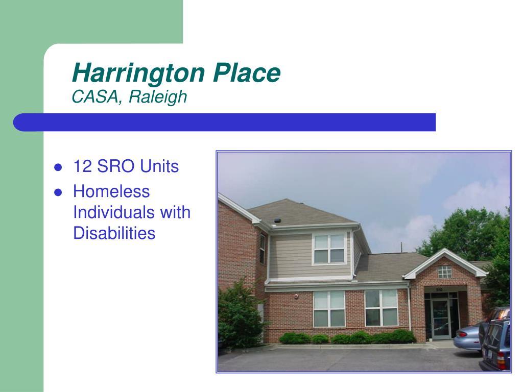 Harrington Place