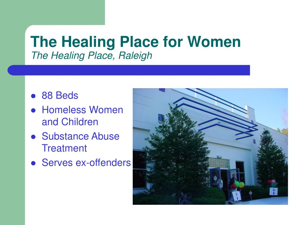 The Healing Place for Women