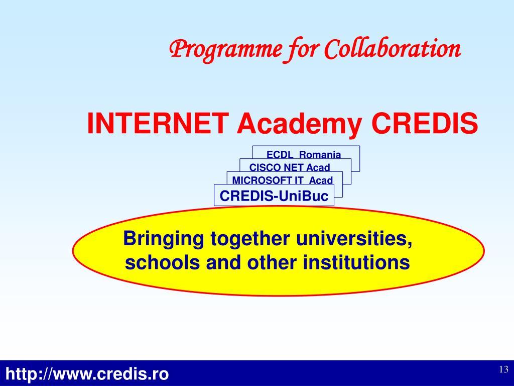 CREDIS-UniBuc