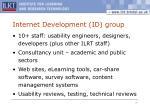 internet development id group