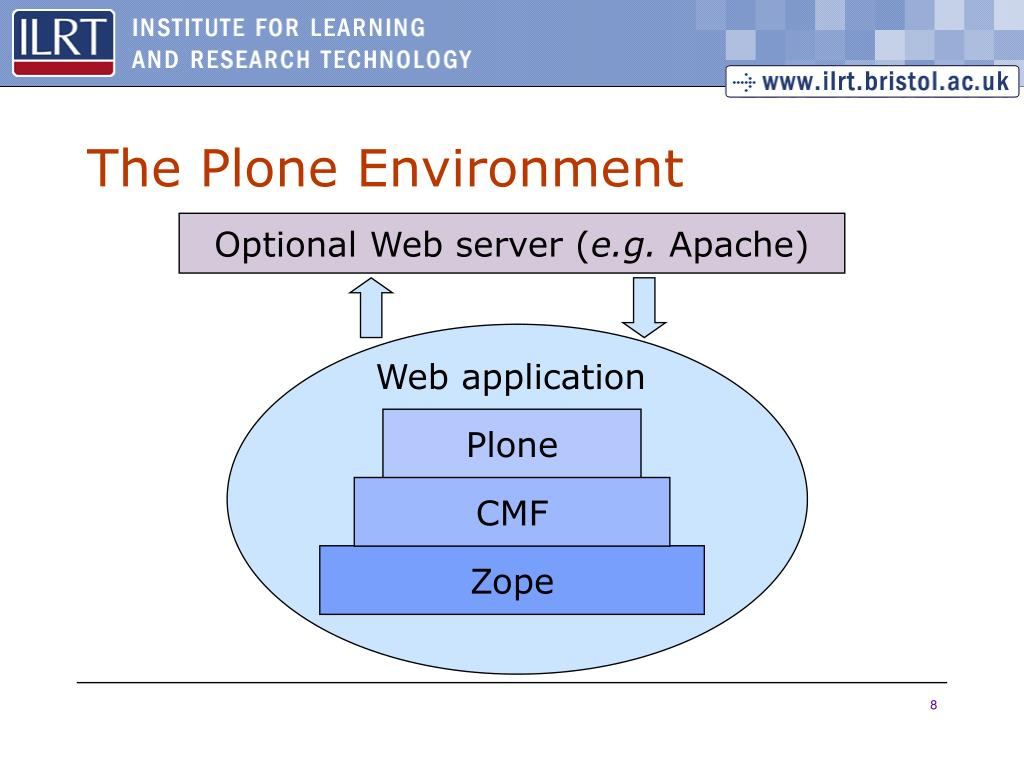 The Plone Environment