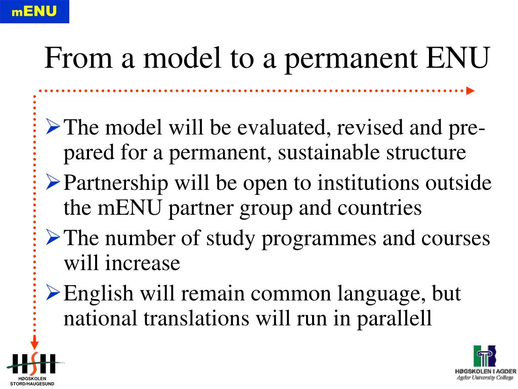 The model will be evaluated, revised and