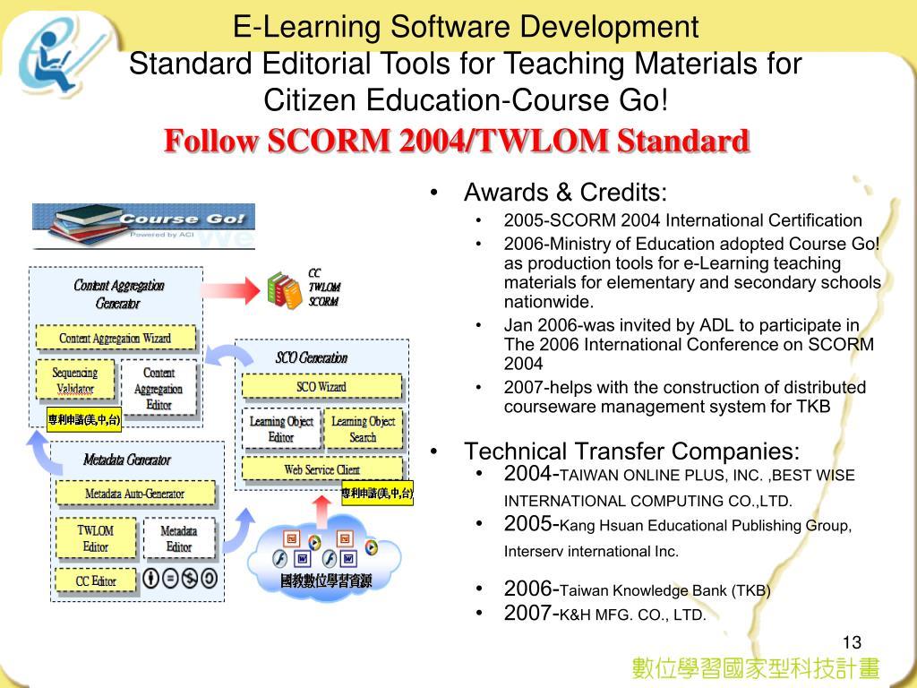 E-Learning Software Development