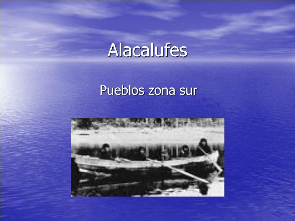 Alacalufes