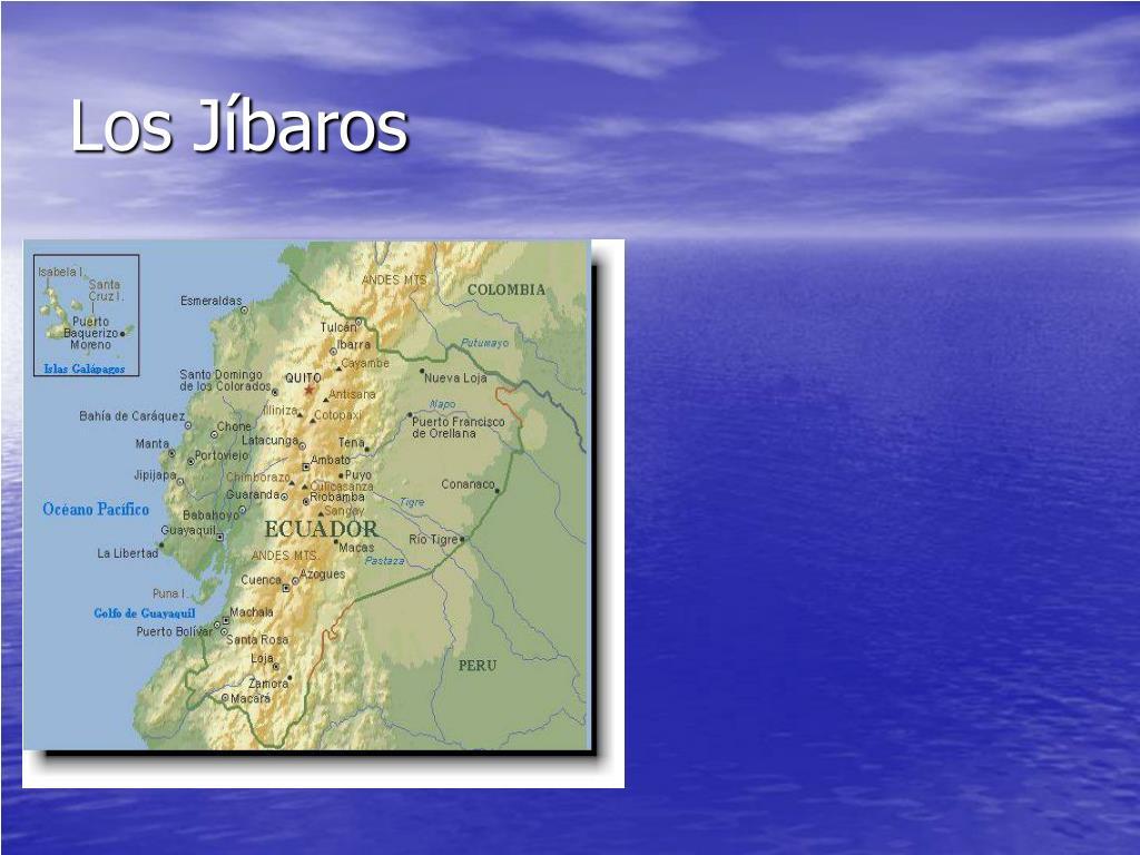 Los Jíbaros