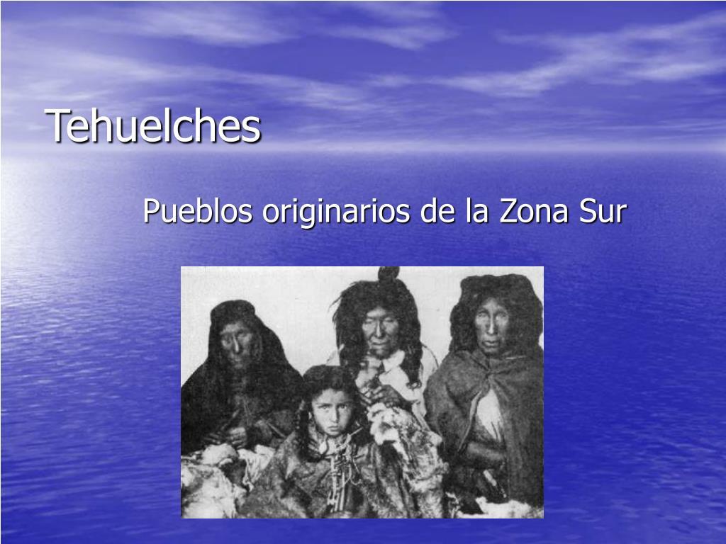 Tehuelches