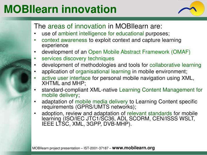 MOBIlearn i