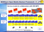 mobilearn open mobile abstract framework 2