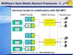 mobilearn open mobile abstract framework 3
