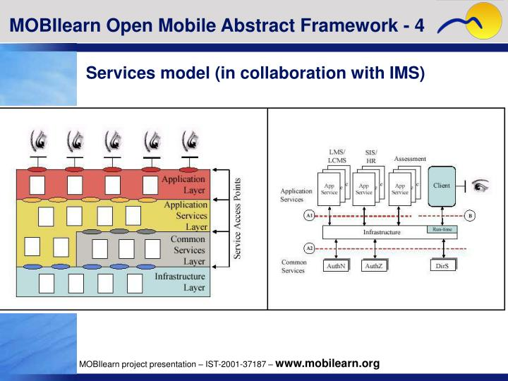 MOBIlearn Open Mobile Abstract Framework - 4