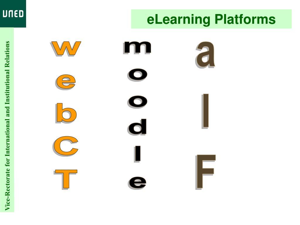 eLearning Platforms