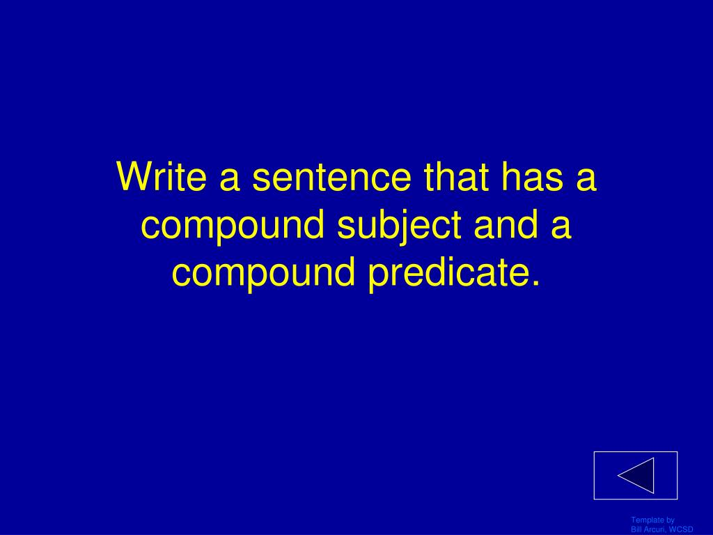 What Is a Compound Predicate? (with Examples)