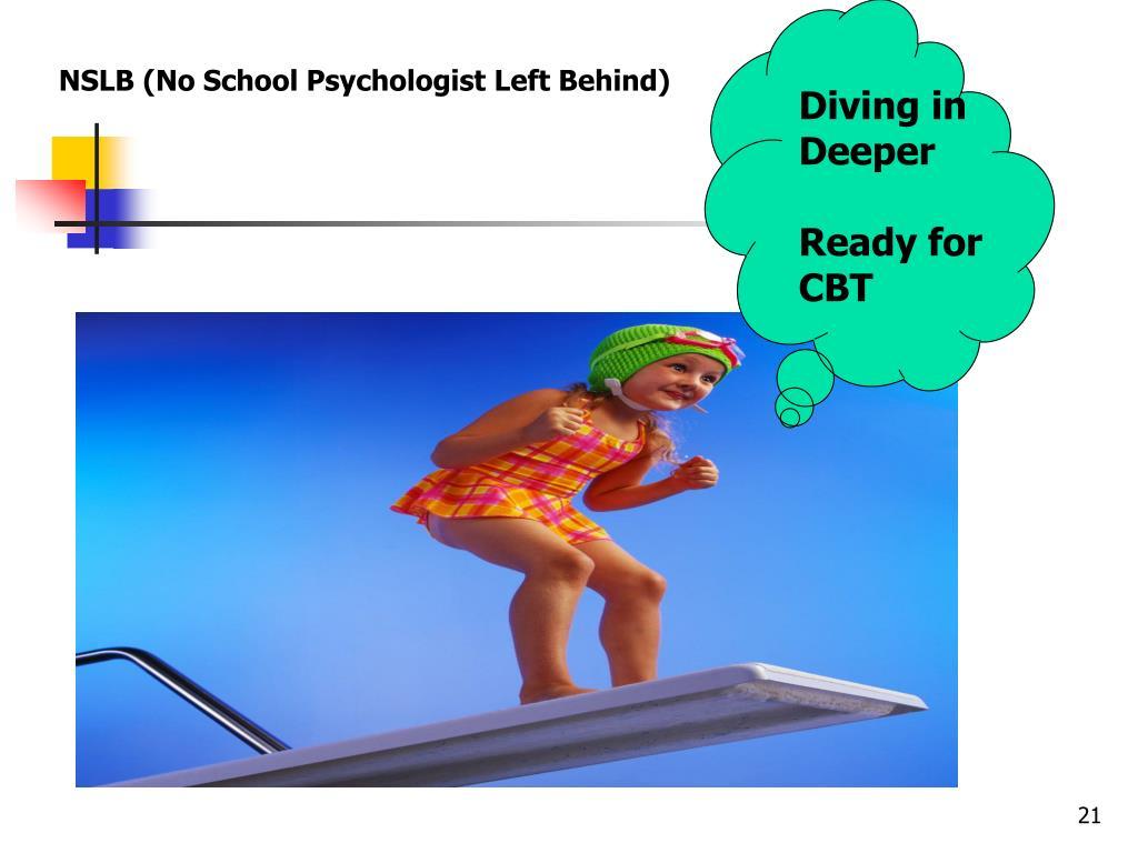 NSLB (No School Psychologist Left Behind)