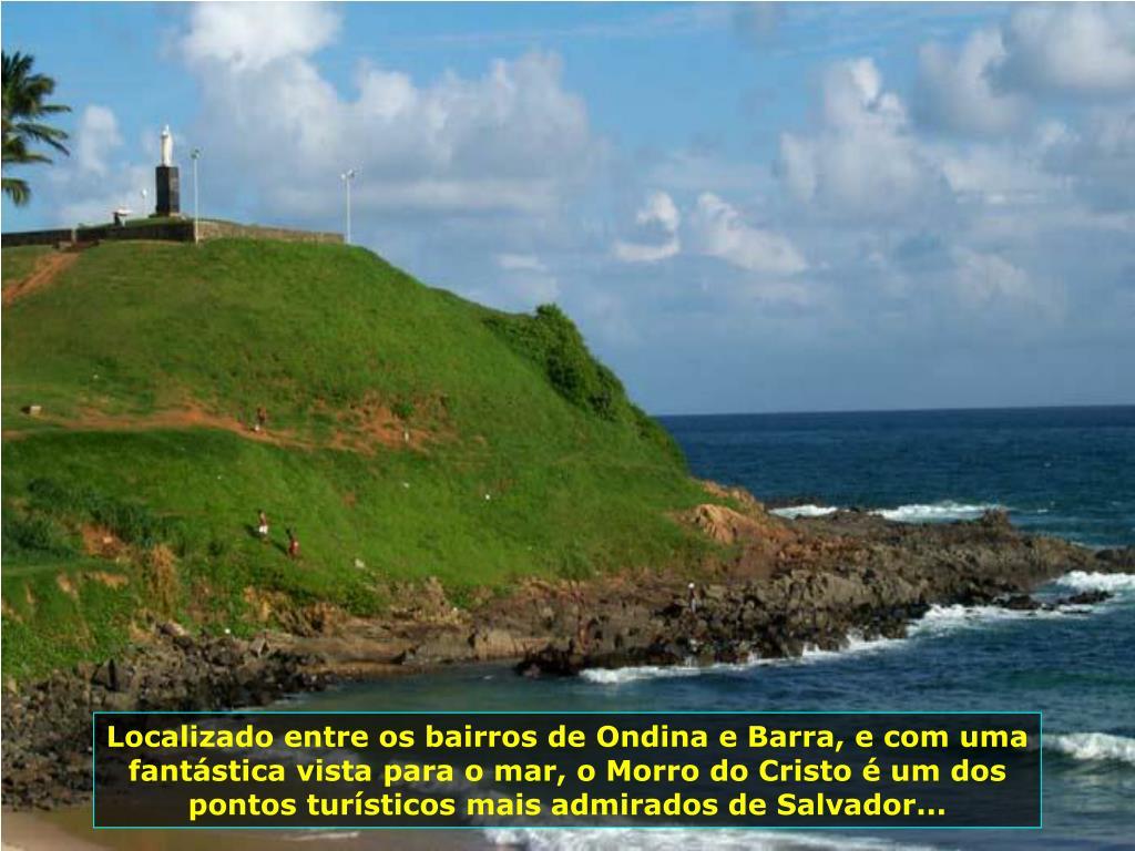 Fotos em slide de cidades do Brasil