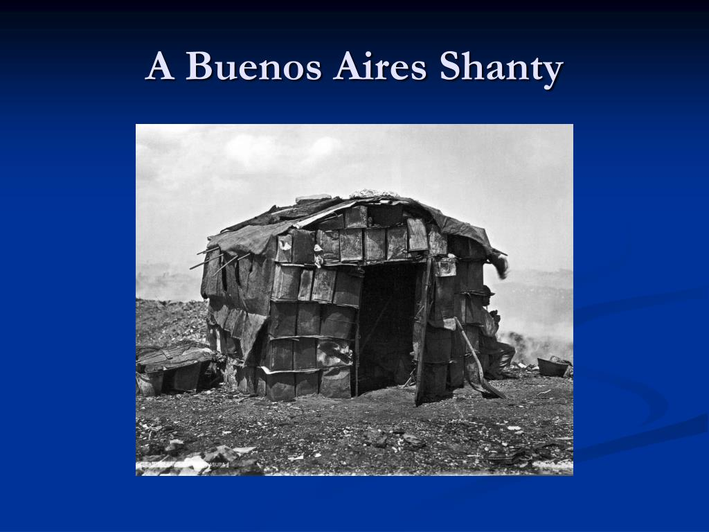A Buenos Aires Shanty