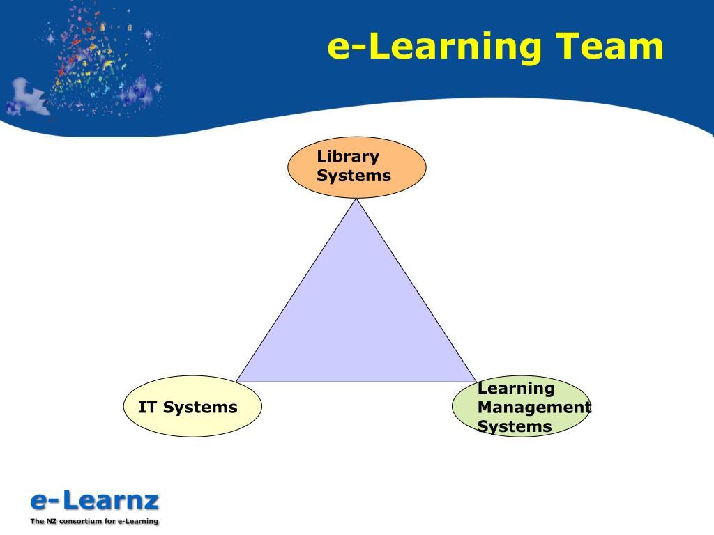 e-Learning Team