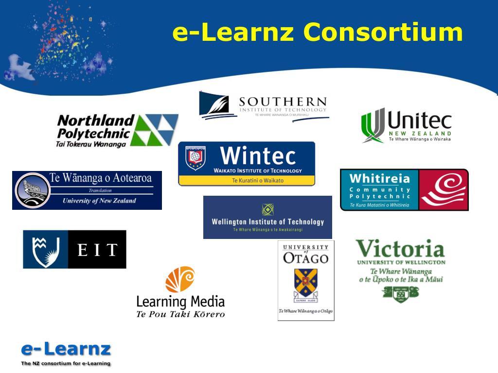 e-Learnz Consortium