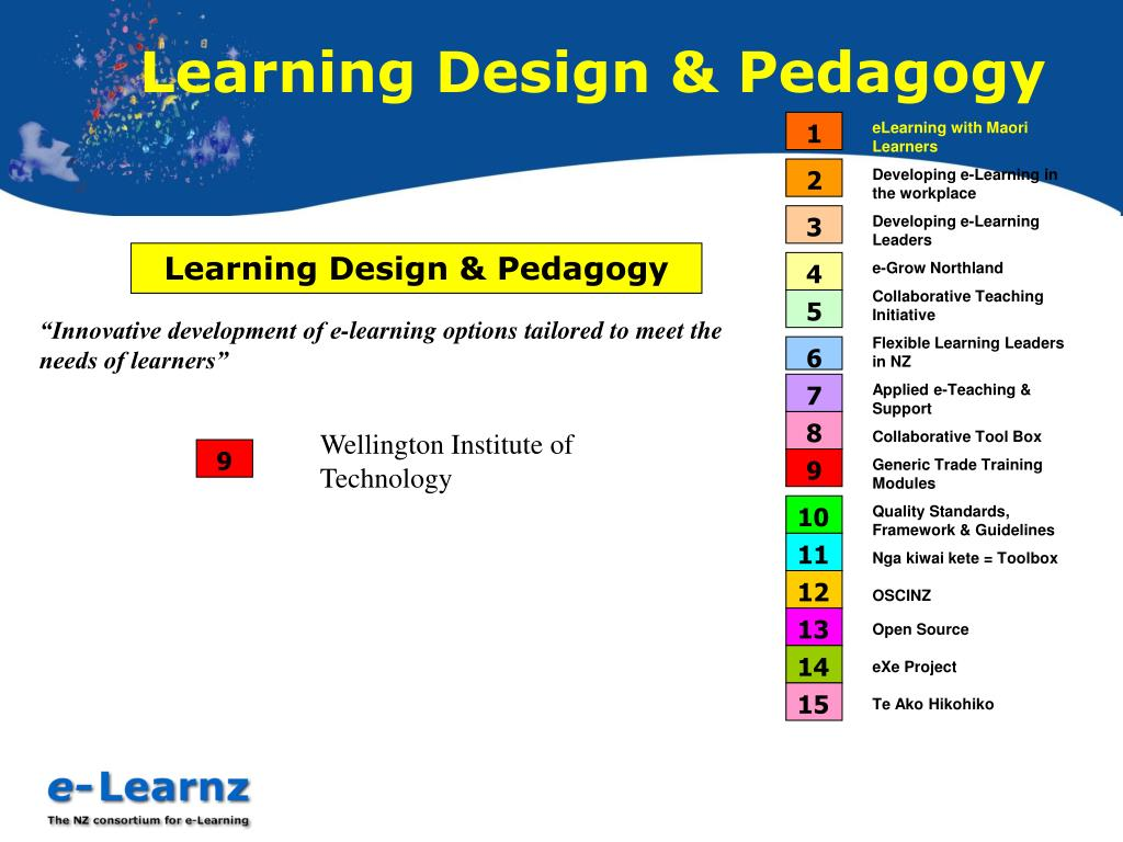 Learning Design & Pedagogy