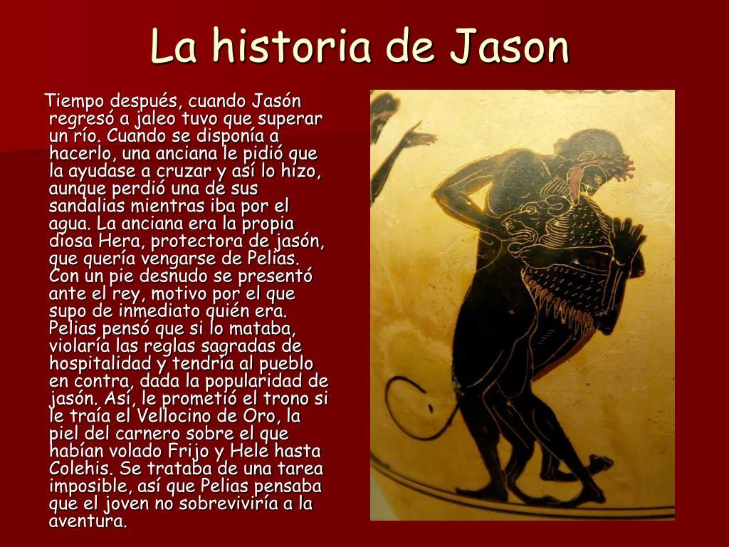 La historia de Jason
