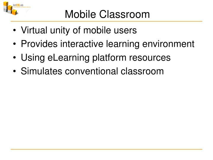 Mobile Classroom