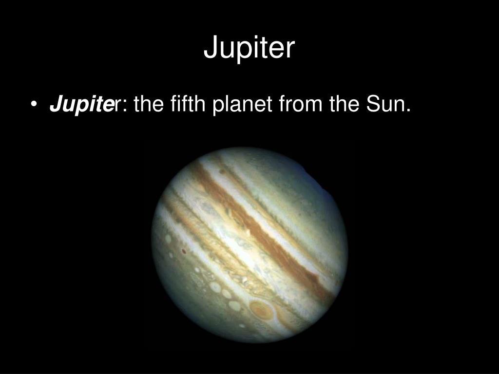 jupiter fifth planet - photo #7