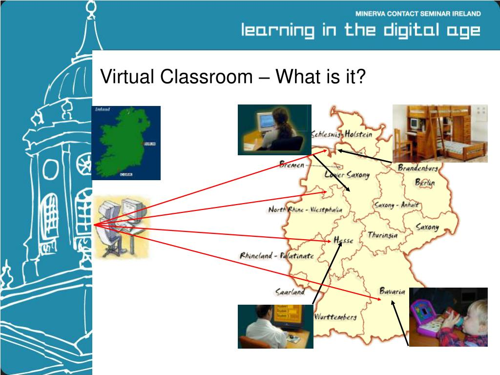 Virtual Classroom – What is it?