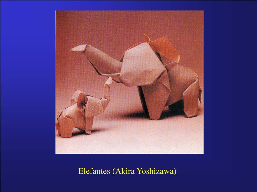 Elefantes (Akira Yoshizawa)