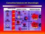 conceitos b sicos em imunologia