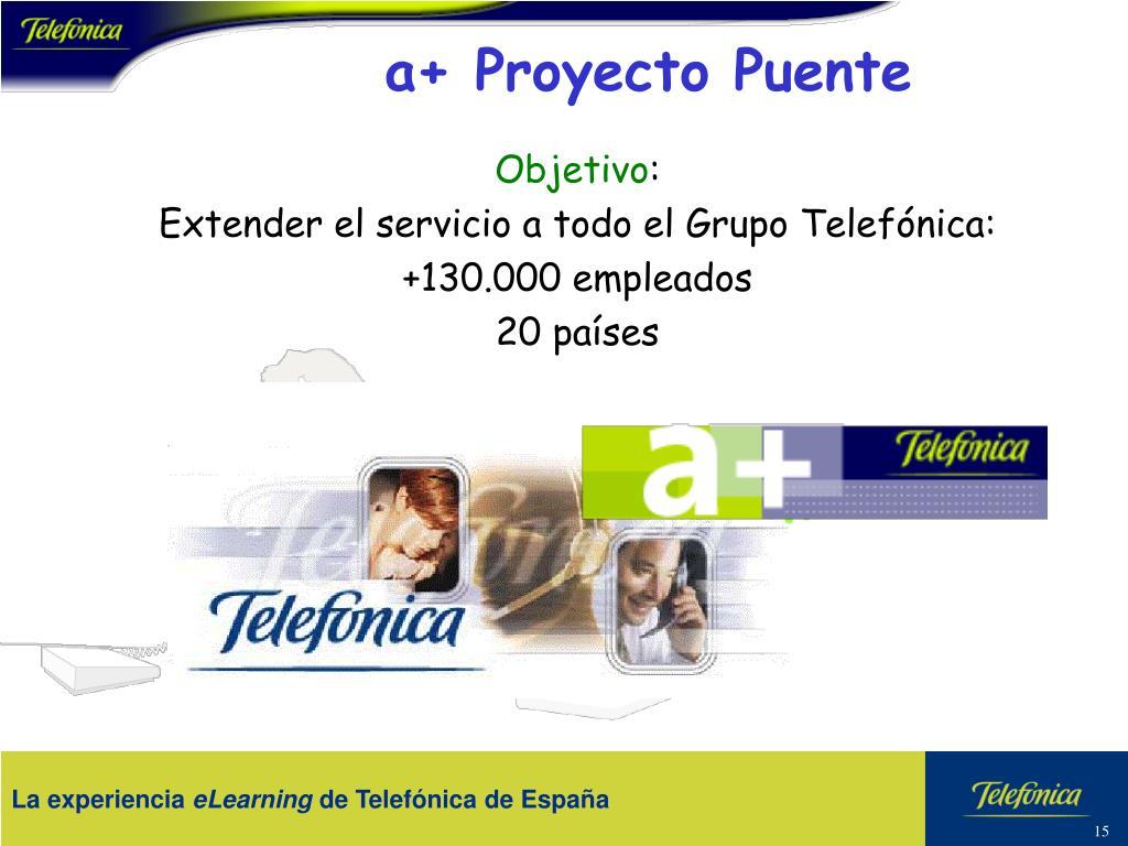 a+ Proyecto Puente