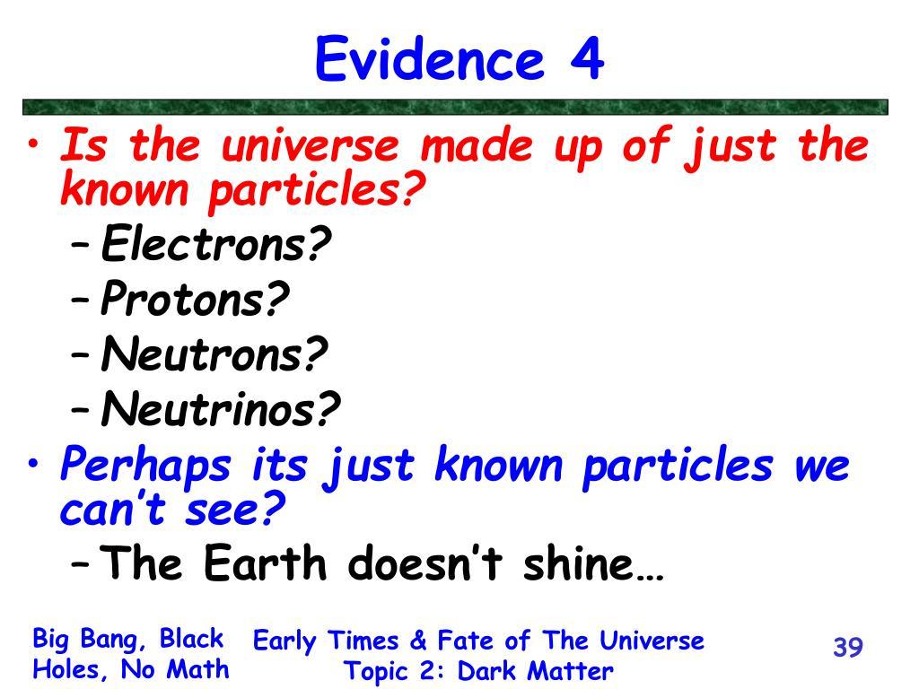 Evidence 4