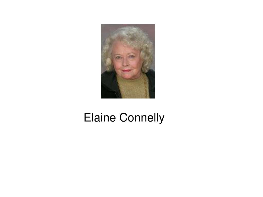 Elaine Connelly