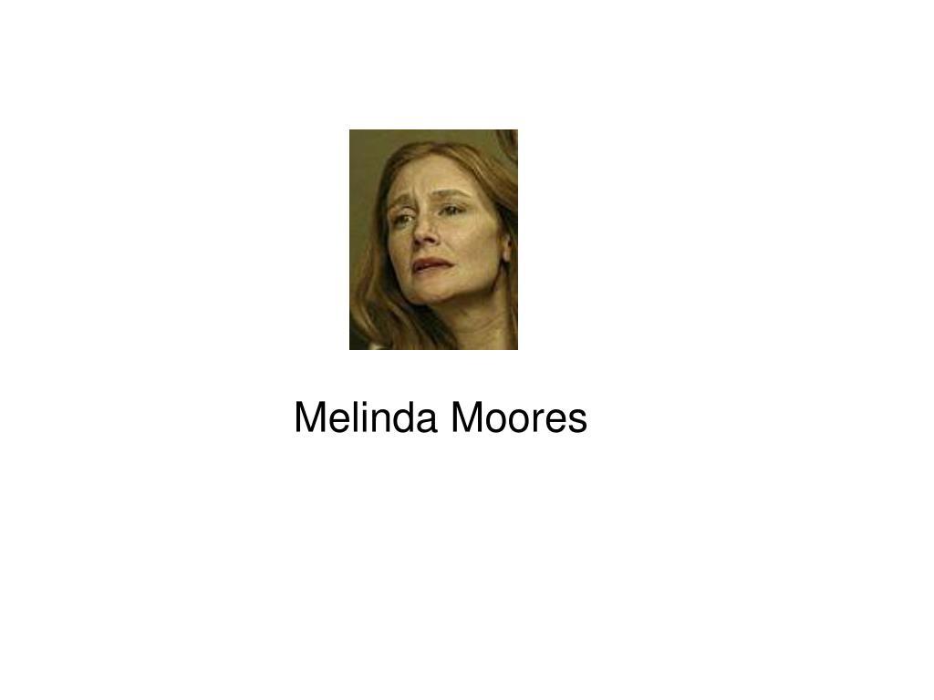 Melinda Moores