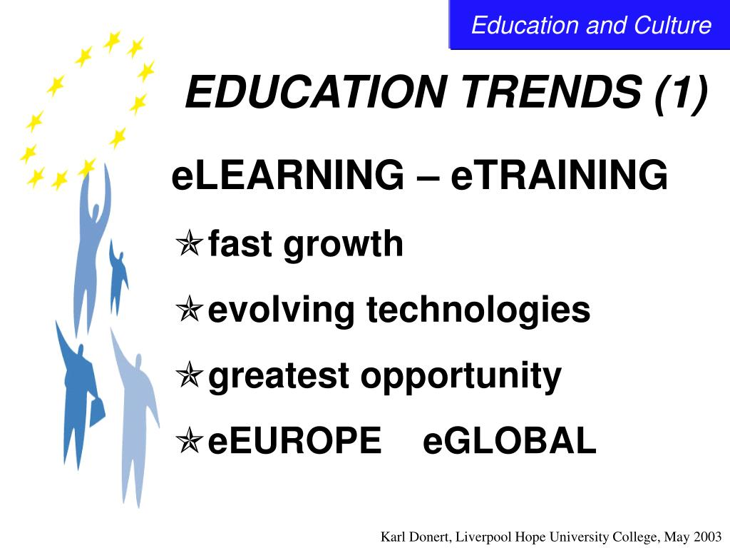 EDUCATION TRENDS (1)