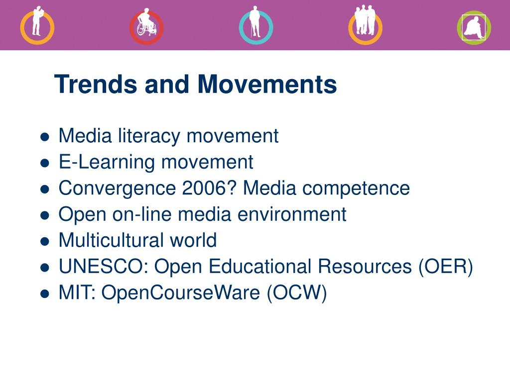 Trends and Movements